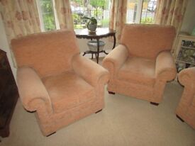 Three Peice Suite by Upholstery Design~Great Condition~Low price for quick sale~Smoke pet free home.