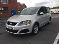 Seat Alhambra 2011 Full service history diesel 2 L automatic Low mileage