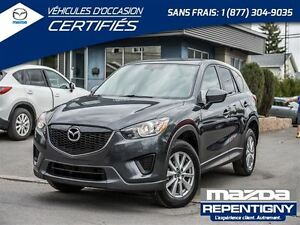 2014 Mazda CX-5 GX/0.9%/AUTO/AIR/CRUISE/BLUETOOTH/MAGS