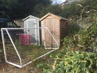 Wooden Garden Shed 6ft x 4ft