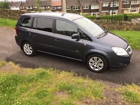 2010 (10) Vauxhall zafira 1.9 cdti auto 12 months mot