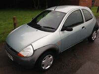 2004 ford ka full 12 months mot