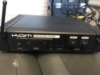Kam Wireless UHF Microphone