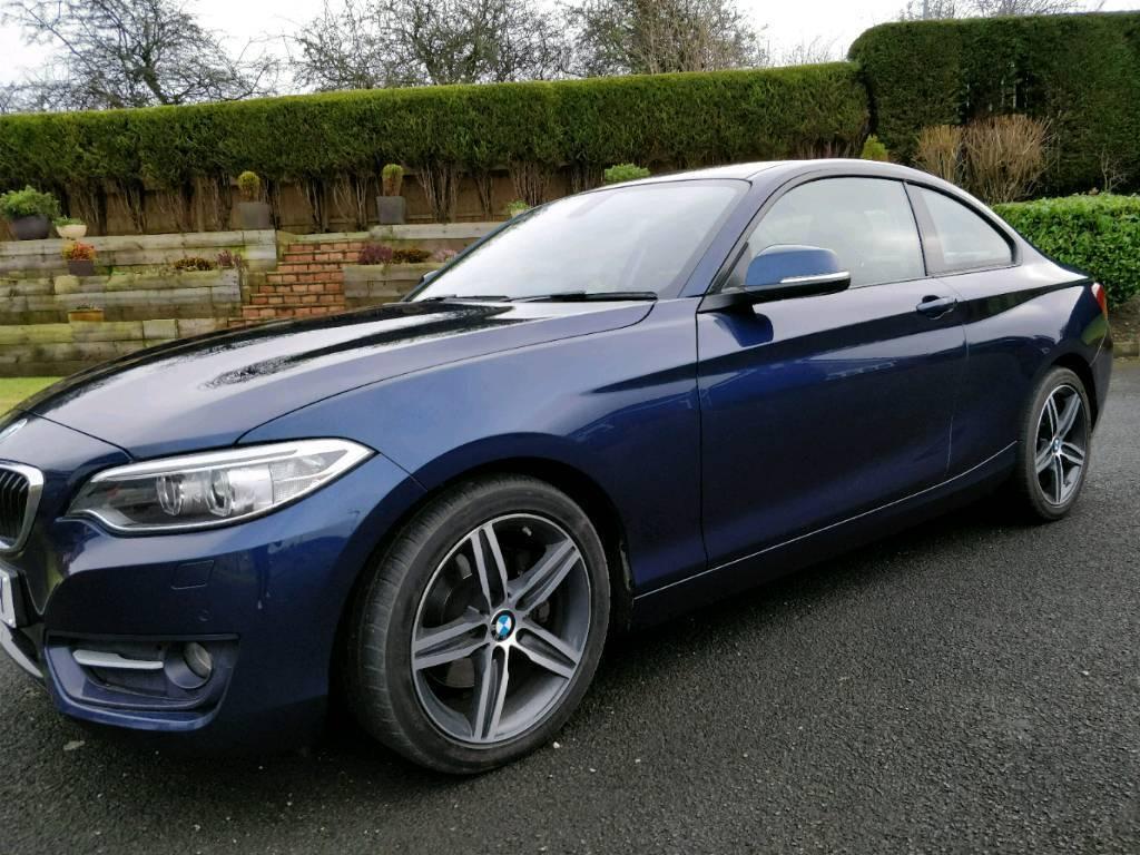 BMW 2 Series 2.0 220d sport