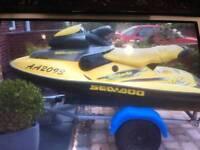 JETSKI SEA DOO BOMBARDIER XP for sale