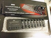 Korg NanoKontrol 2 USB Control Surface - new in box
