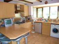 Kitchen & Bosch Oven and Gas Hob / Extractor
