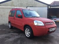 2007 Citroen Berlingo Multispace XTR 1.6 HDI, just 68k, One owner from new