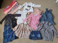 Baby & Toddler Clothing Creative Girls 18-24 Top Bundle