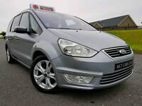 (FACE LIFT) 2010 Ford Galaxy 2.0 Tdci Titanium X 7 Seater! Great Spec! Stunning Example! FSH!