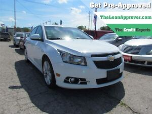 2012 Chevrolet Cruze LT Turbo * POWER ROOF * POWER SEAT * RS PAC
