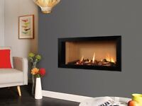 Verine Eden Elite HE hole in the wall Gas fire