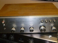 ROTEL RA-211 Compact 1970s Amplifier