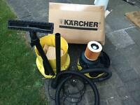 Karcher A2004 wet and dry vacuum