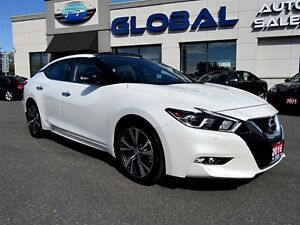 2016 Nissan Maxima SL NAVIGATION , REAR VIEW CAMERA , MORE ....