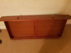 Cot bed as new never used