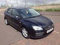 2007 Ford focus 1.4 , mot - 1 full year ,full service history 9 stamps, timing belt done,astra