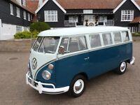 1965 VW SPLIT SCREEN DELUXE LHD
