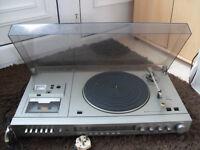Panasonic SG-2200 Music Centre Turntable, Cassette (Record Player) AM/FM/MW