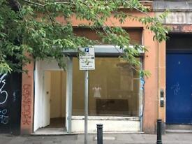 SHOP TO LET - PERFECT FOR START-UPS & SMALL BUSINESS'S