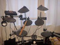 Yamaha DTXPLORER Electronic Drum Kit - Hardly Used - £250