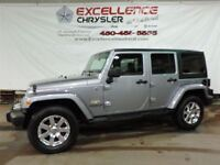2013 Jeep WRANGLER UNLIMITED Sahara AUTOMATIQUE INSPECTION CERTI