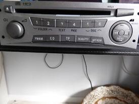 Mitsubishi L200 IN-CAR Stereo head unit