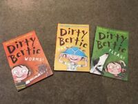 Dirty Betty Kids Books