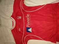 Signed Notts forest shirt