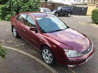 2003 Ford Mondeo 2.0 TDCi Ghia X 5dr 1 Owner From New @07445775115
