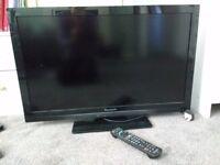 """32"""" Panasonic TV (Viera E3 TX L32E3B)"""