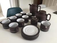 Hornsea tea coffee set