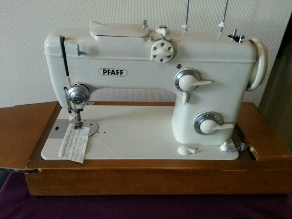 pfaff 261 embroidery, zigzag, sewing machine.