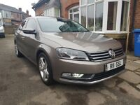 Volkswagen VW Passat 1.6 TDI Bluemotion SE Tech Bronze Gold