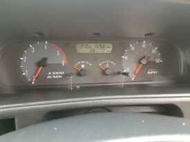 Nissan terrano 4x4 for sale good condition for year 7 months mot low mileage 7 seats hi and low 4x4