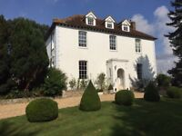 1 Bed Fully Furnished flat in country house nr Chichester