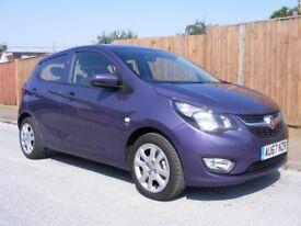 Vauxhall Viva 1.0 SE A/C 2017 4,600 Miles £5695