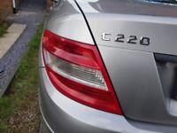 Mercedes-Benz, C CLASS, Saloon, 2007, Other, 2148 (cc), 4 doors
