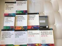Legal Textbooks