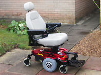 Pride Jazzy. Power Elevating Seat. Electric Wheelchair. FREE Delivery.