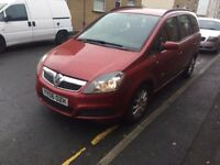 VAUXHALL ZAFRIA 1.6******LOTS OF NEW PARTS***