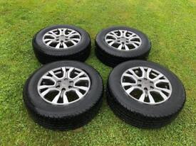 Ford Ranger Wildtrak Wheels & Tyres