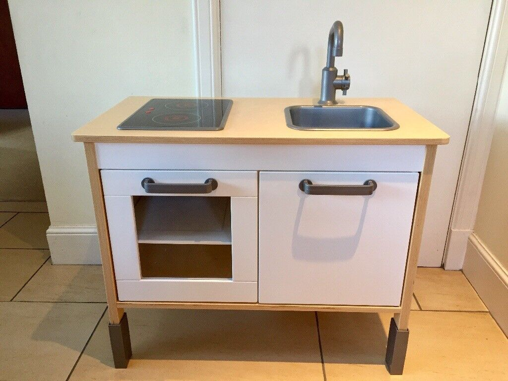 IKEA toy kitchen and accessories