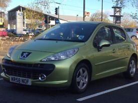 PEUGEOT 207 SPORT 1.4 PETROL**£1499**VERY LOW MILES*MANUAL*5 DOOR*PX WELCOME*DELIVERY