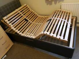 Small double ortherpidic bed