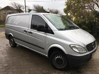 Mercedes Vito 111 CDI long