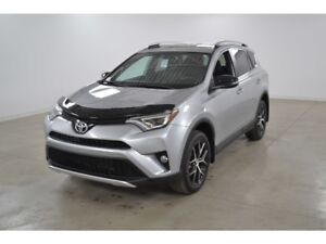 2016 Toyota RAV4 SE 4WD GPS*Cuir*Toit Ouvrant*Camera Recul*