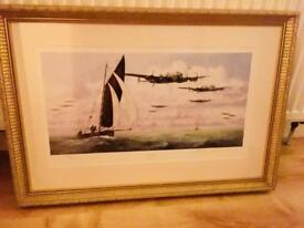 Limited Edition Dambusters Picture