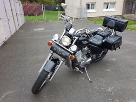 Honda VT600 Shadow