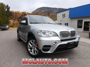 2013 BMW X5 35d-Tech Pkg-Diesel $198 bi-wkly Reduced
